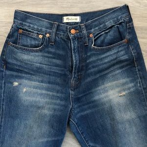 Madewell Perfect Vintage Jean Size 29
